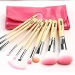 10 Cosmetic Brush Set Profe..