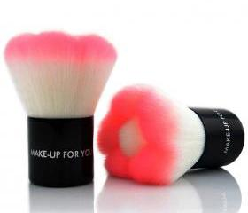 Genuine MAKE-UP FOR YOU Petal-Type Universal Brush Blush Loose Powder Brushes