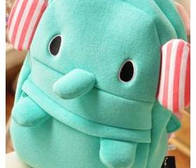 Cute Elephant Backpack For Women