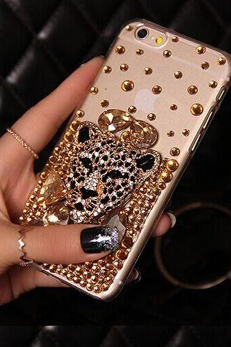 Luxury Handmade Pink Glitter Star Liquid Back Phone Case Cover For Apple IPhone 5 5C 5S 6 Plus